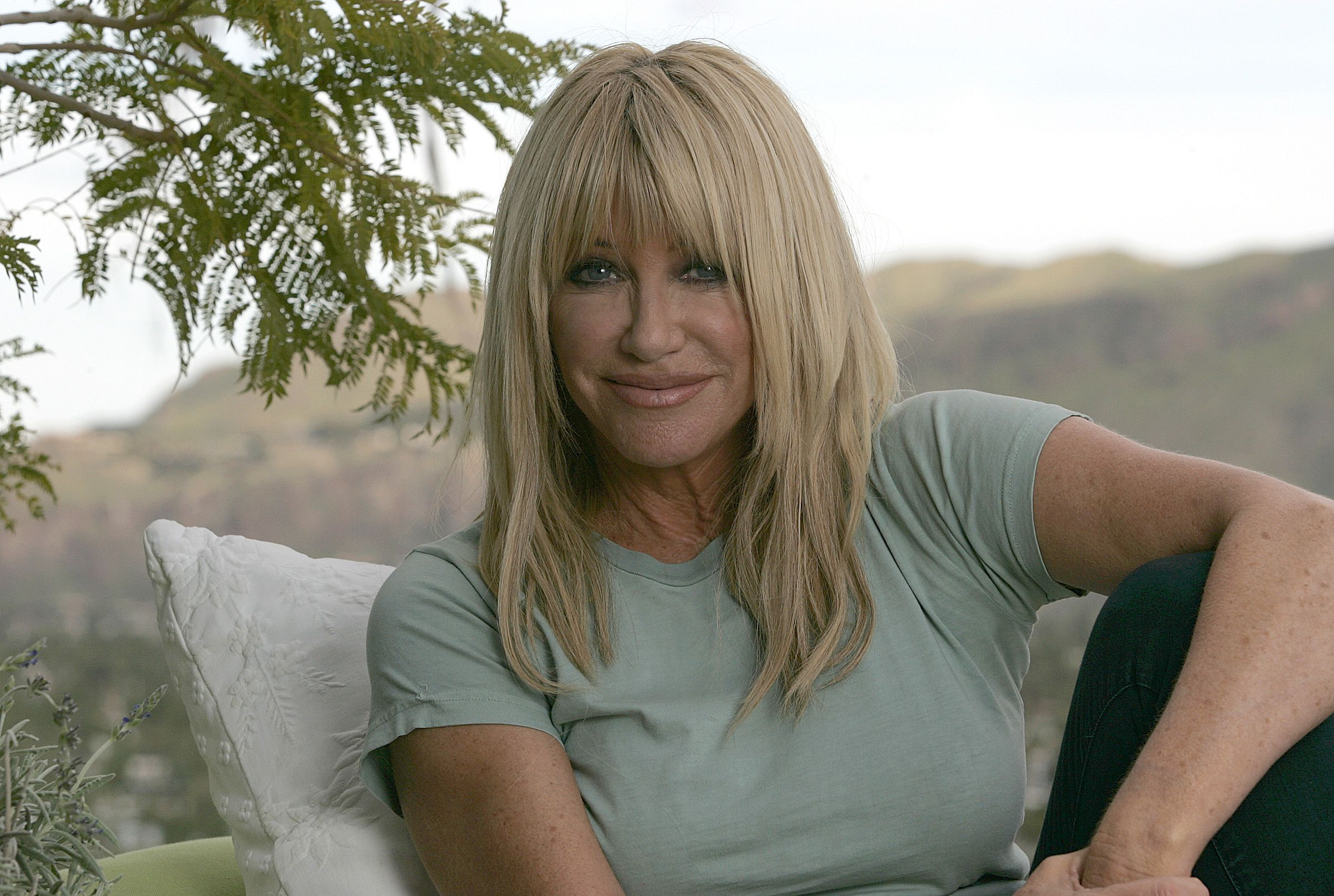 EXTRA SUBLIME suzanne somers facial the hot
