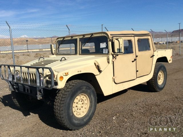 Hummers For Sale >> Surplus Hummers For Sale Via Wcxc Vehicles American 4x4s