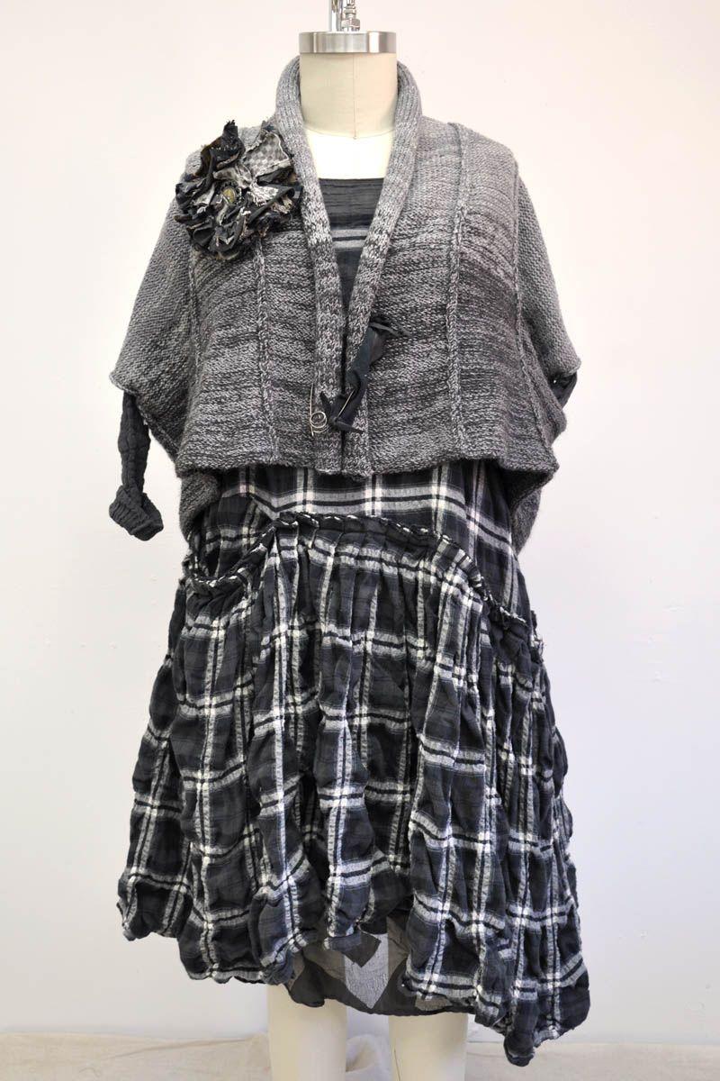 Market Cropped Vest
