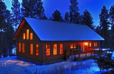 VRBO com #297317 - Secluded Pines Cabin in the Black Hills | Travel