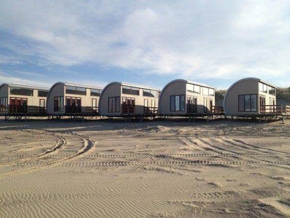 Stranddroom VVV Zeeland Urlaub strand, Strand camping