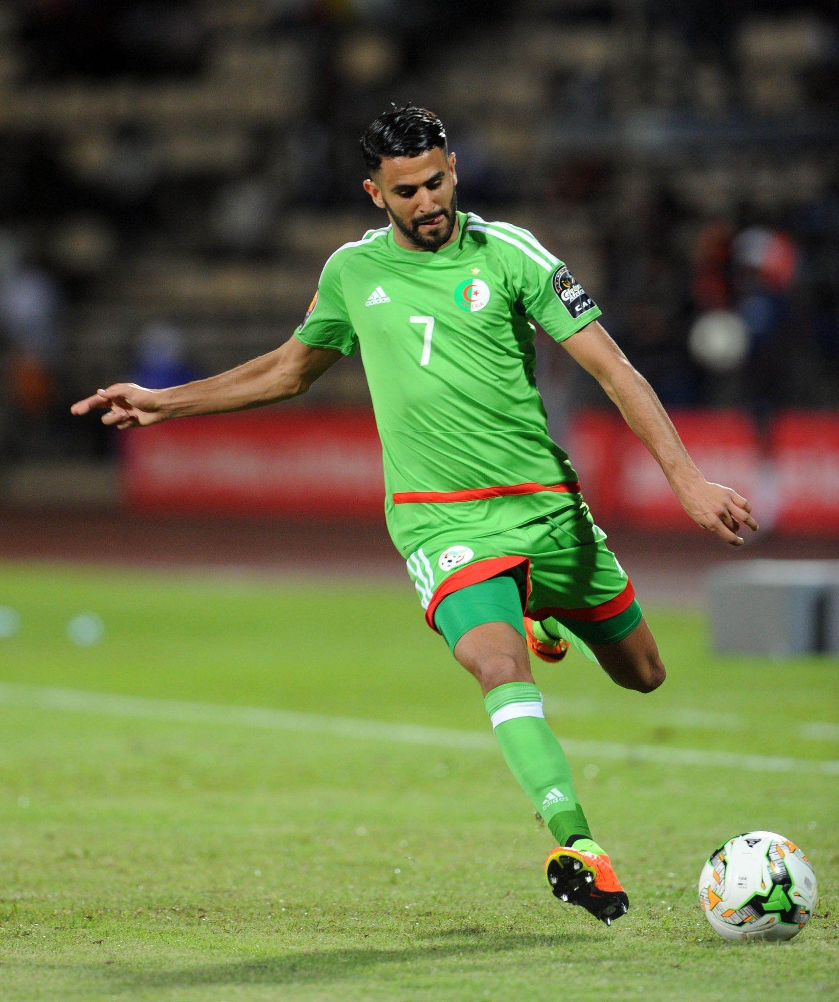 7409b35391245 Riyad Mahrez (Algeria) | Football Legends en 2019 | Algerie foot ...