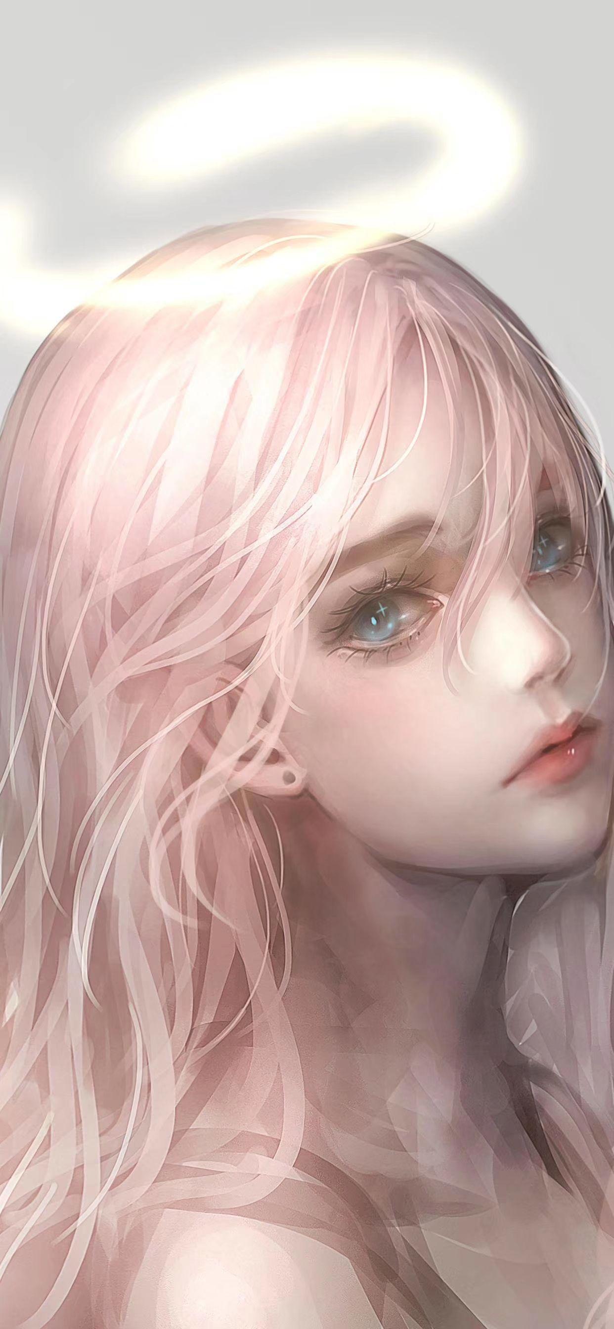Girl Painting Wallpaper Anime Art Girl Digital Art Girl Painting Of Girl