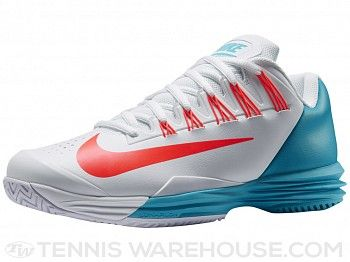 8bb360a76037 Nike Lunar Ballistec 1.5 Blue White Hot Lava Men s Shoe
