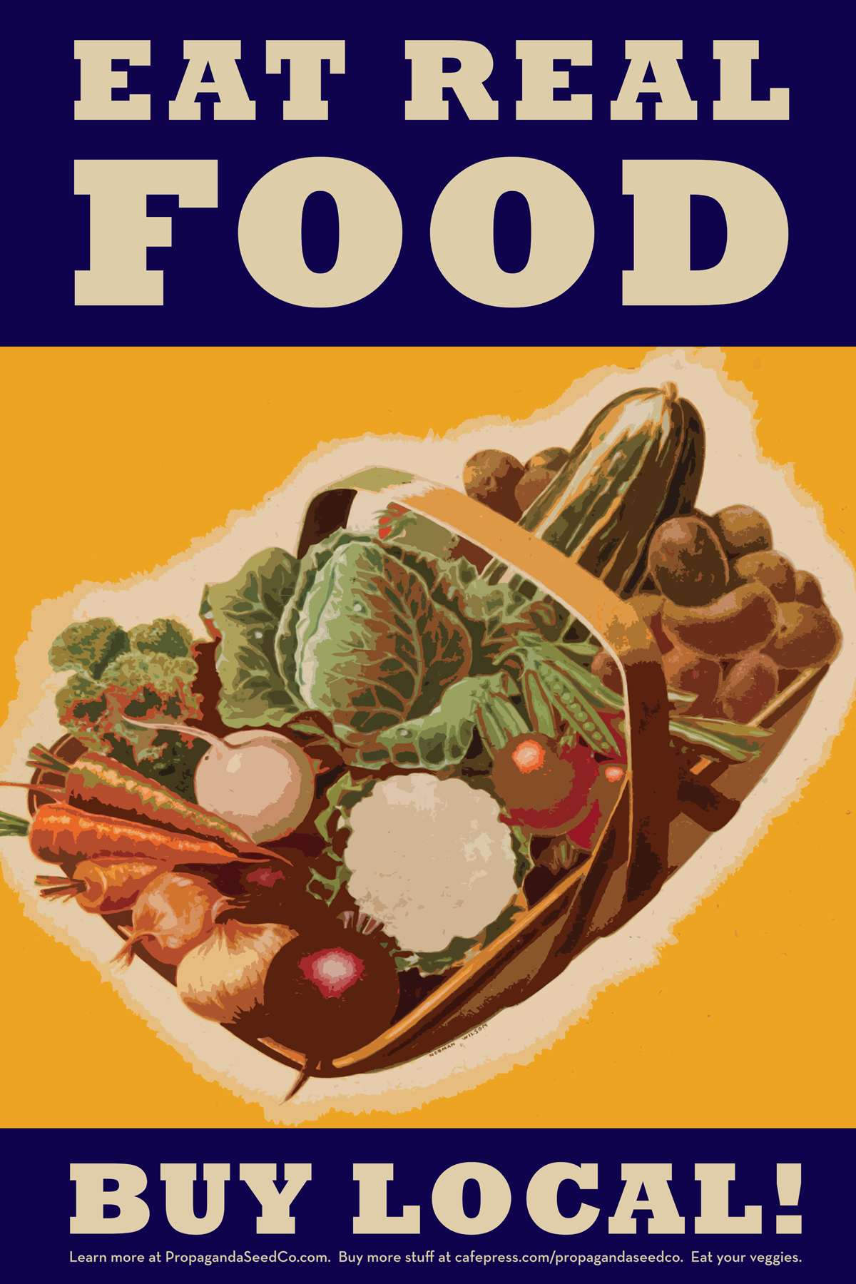 Food propaganda's my new fave