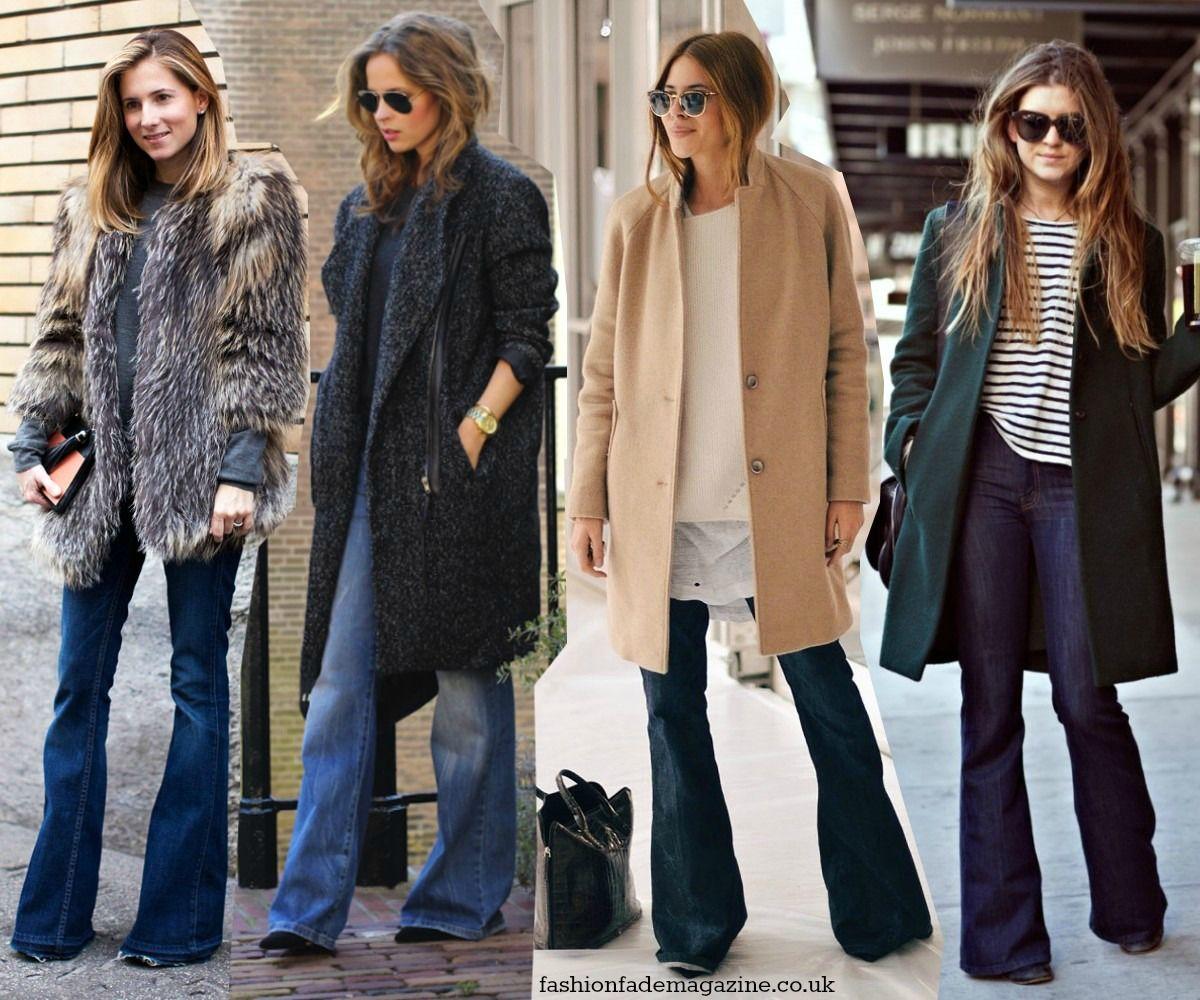 Winter 2015 Street Fashion London Street Style Paris