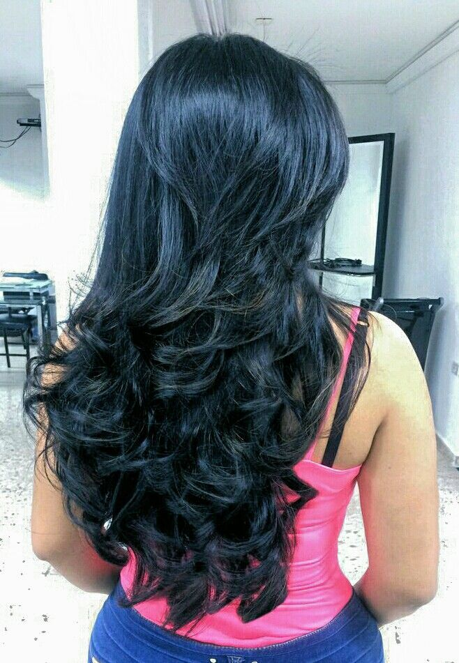 Light And Bounces Silken Tresses 2 Pinterest Silky Hair