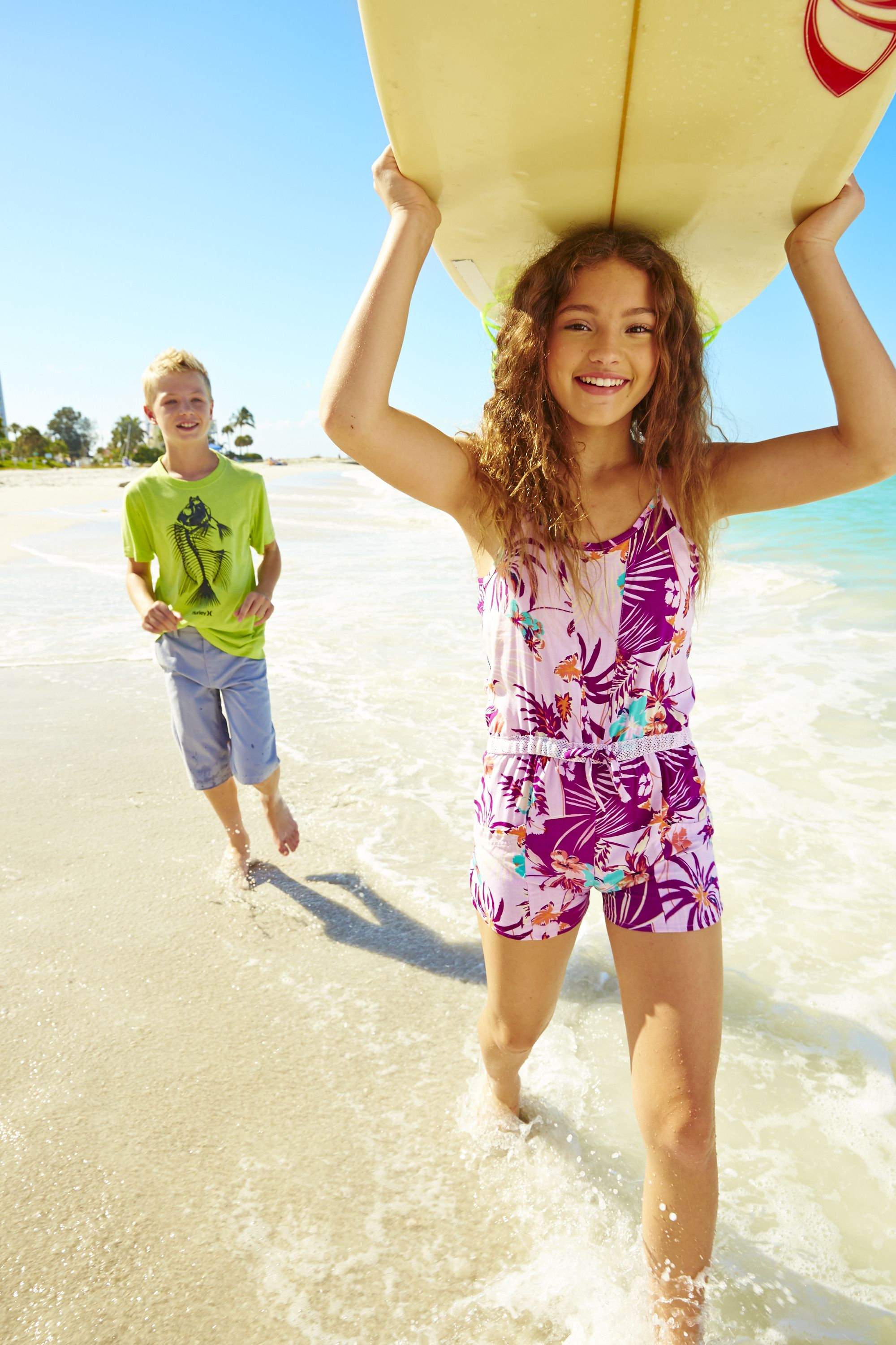 38f8524344 Shop kids swimwear at BeallsFlorida.com! We have bathing suits, rash  guards, board shorts, tankinis & more for the boy, girl, and toddler.