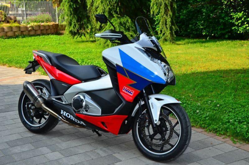 integra 700 750 outstanding custom bikes honda 750. Black Bedroom Furniture Sets. Home Design Ideas