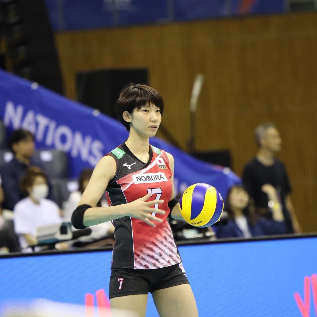 ボード「Volleyball Players」のピン