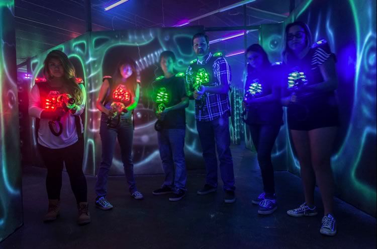 Zone Laser Tag Products Are Great Hit Among The People