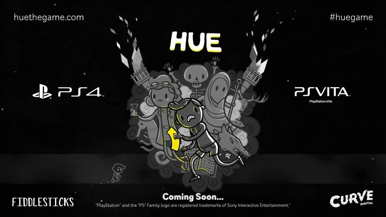 Hue Coming Soon Trailer PS4 PS Vita