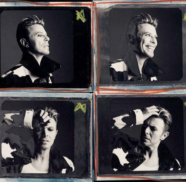David Bowie by Michael Lavine. 1997.