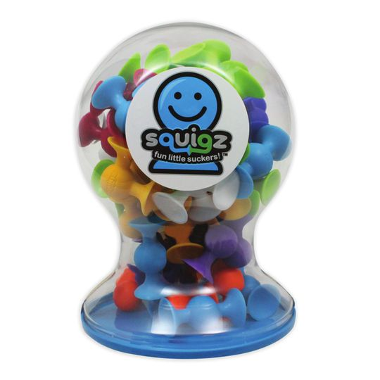 Squigz Deluxe Set, 50 Pieces