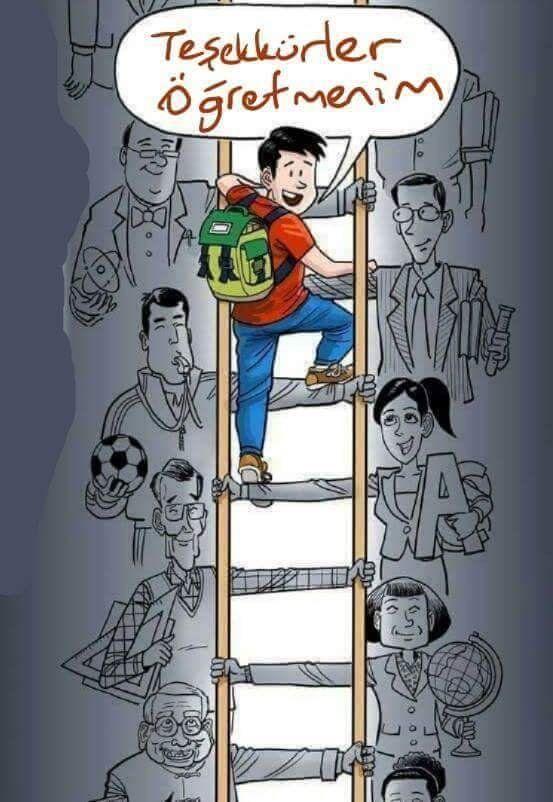 Merdiven Yaratici Yazarlik Ogretmenler Ve Boyama Sayfalari