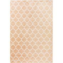 Photo of benuta Viskoseteppich Yuma Braun 120×170 cm – Vintage Teppich im Used-Look benuta