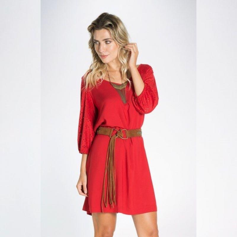 O que amou nesse look ?   Vestido manga 7/8 vazada  COMPRE AGORA!  http://imaginariodamulher.com.br/look/?go=2cBDQS3  #comprinhas #modafeminina#modafashion  #tendencia #modaonline #moda #instamoda #lookfashion #blogdemoda #imaginariodamulher