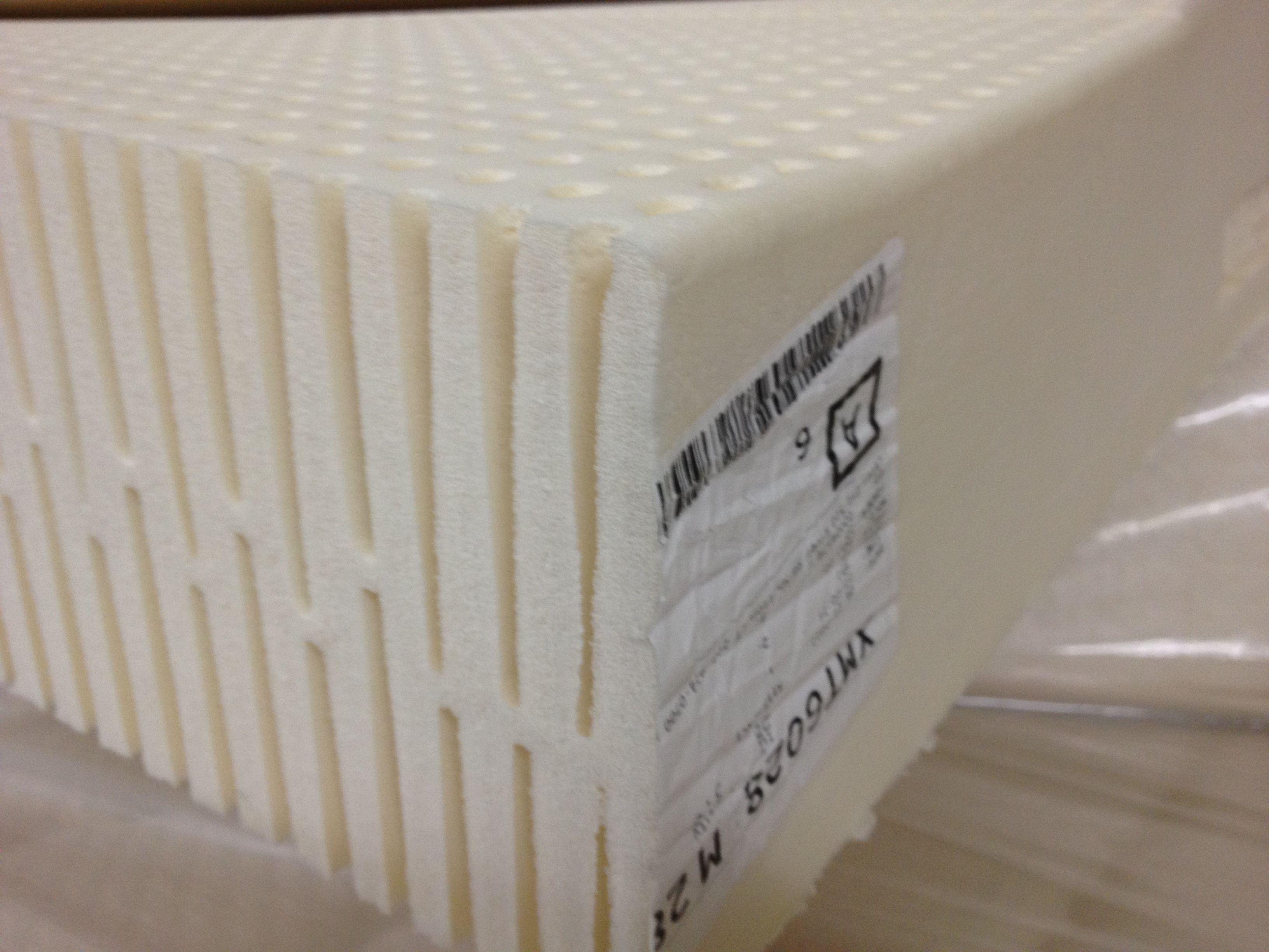 nice talalay latex foam mattress unique talalay latex foam