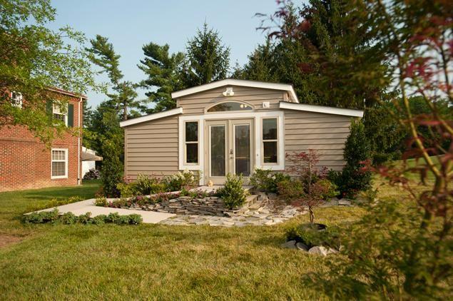 Backyard Granny Pods Debut As Pre Fab Alternative To Nursing
