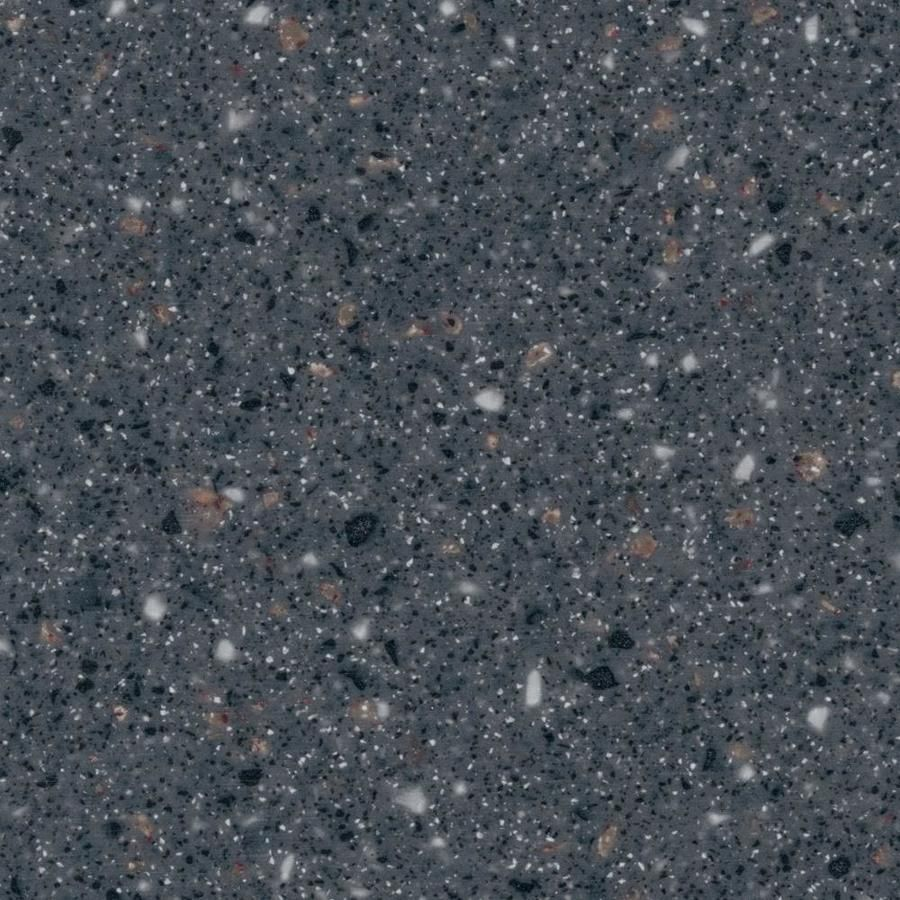 LG HI-MACS Graphite Granite Solid Surface Kitchen Countertop Sample ...
