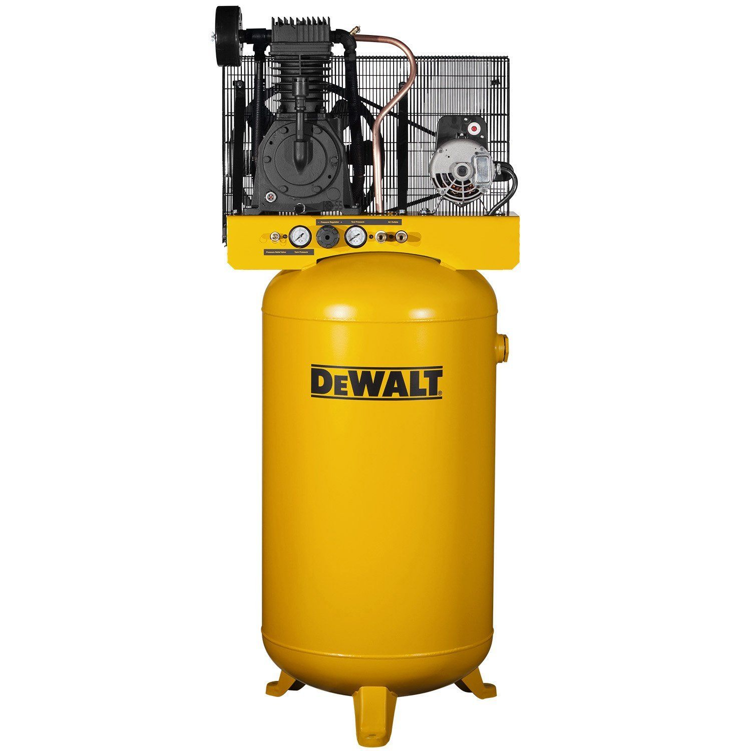 DeWalt stationary air compressor Two stage air