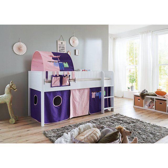 Betttasche Fur Hoch Etagenbetten Rosa Violett Etagenbett