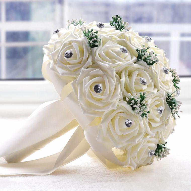 Idee Bouquet Sposa.1001 Idee Di Bouquet Sposa Per Scegliere Un Elemento