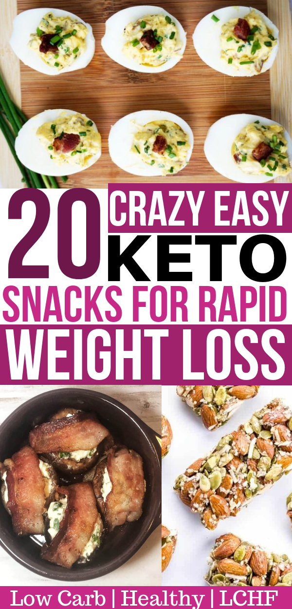 20 Keto Snacks That'll Help You Lose Weight images