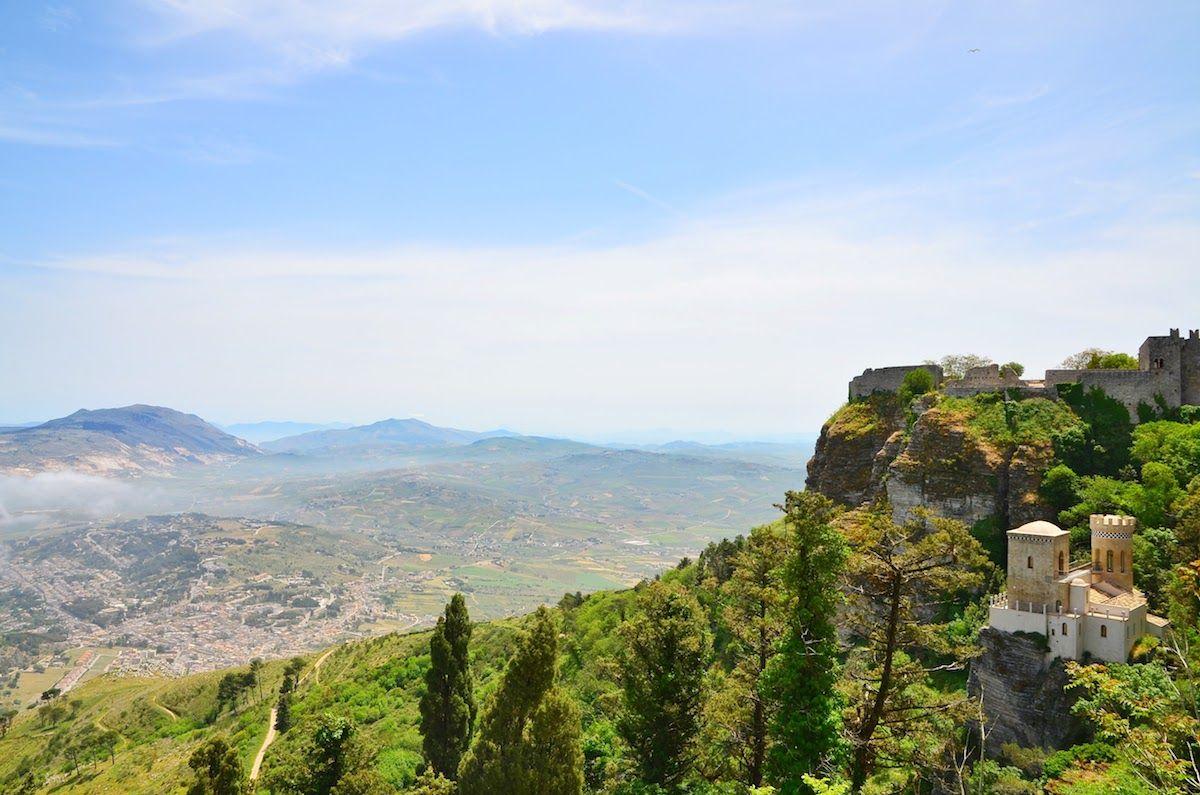Reseguide till Sicilien