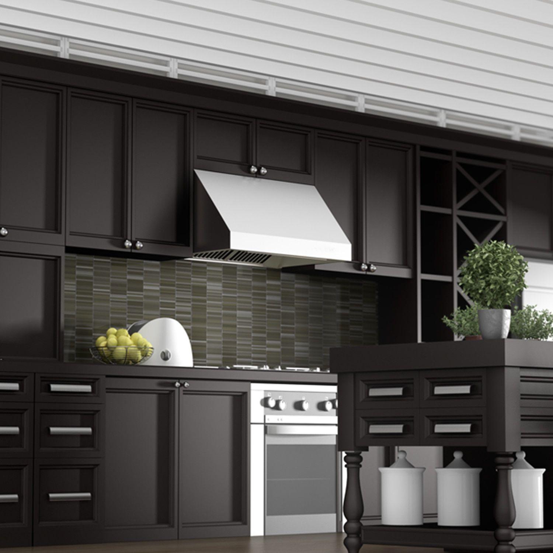 zline 36 in outdoor under cabinet range hood in stainless steel 685 304 36 outdoor kitchen on outdoor kitchen vent hood ideas id=68844