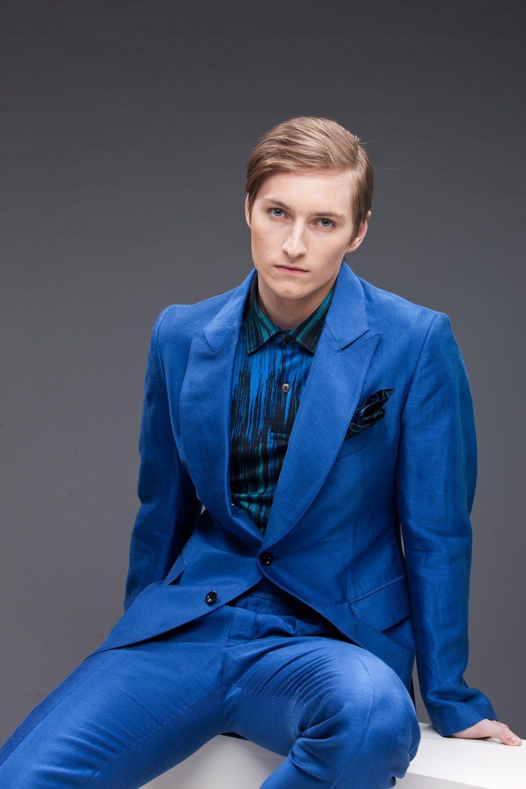 Model: Jevgenij Balezin Photo by: Darius Tarela Clothes by: Kristi Andress