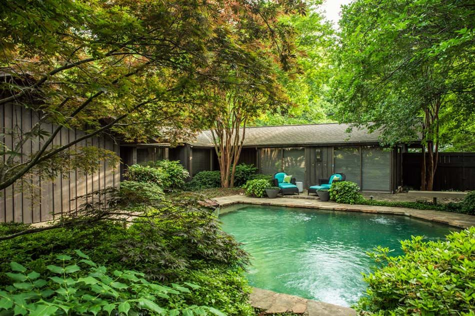 Idée aménagement extérieur afin de créer une ambiance de jardin ...