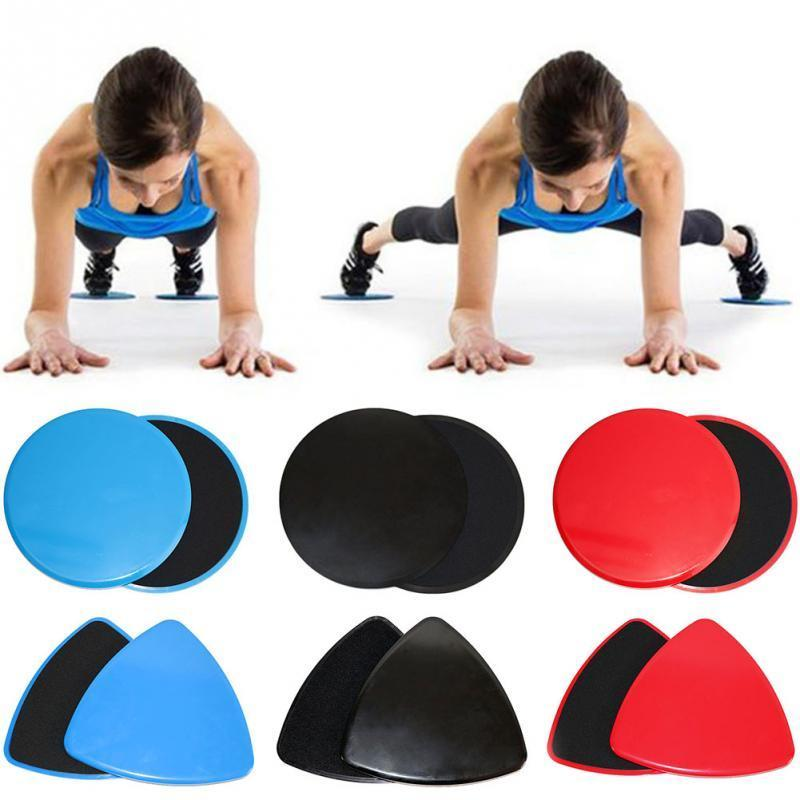 1 Pair Crossfit Gliding Discs Glide Fitness Exercise Core Slider Disc Core Training Workout Sliding Disc Core Workout Plan Fitness Training Core Training