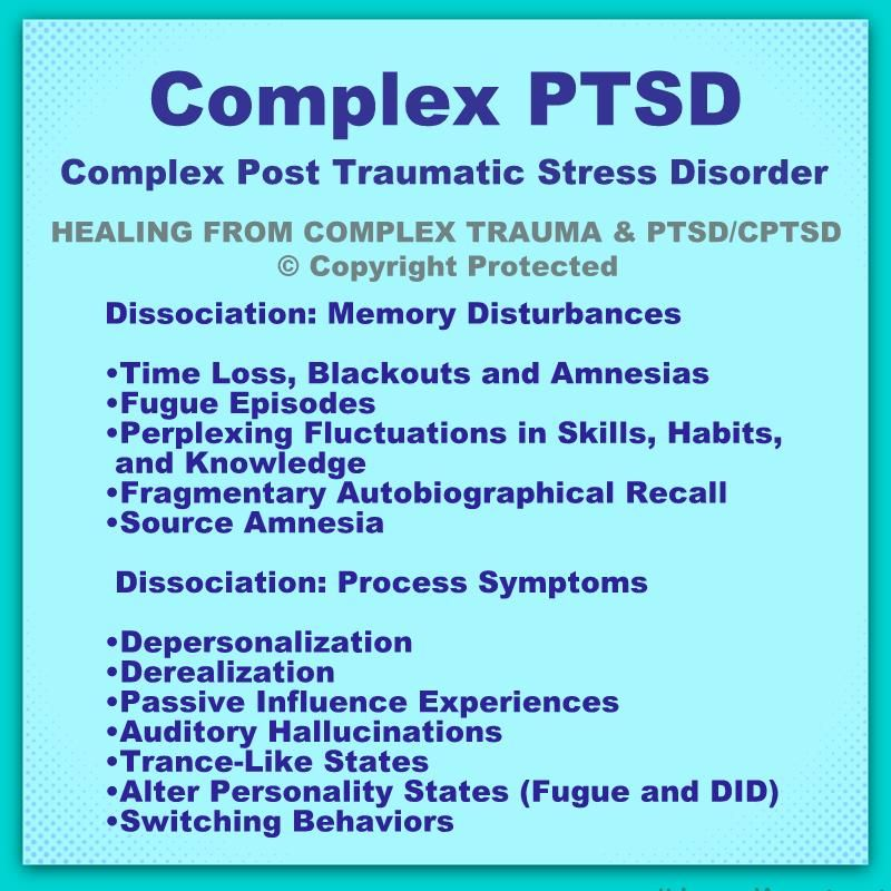 Image result for narcissistic abuse ptsd cptsd