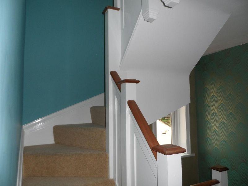 Gable Attic Ideas Semi Detached House Hip To Tiled