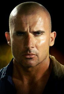 Dominic Purcell, actor.