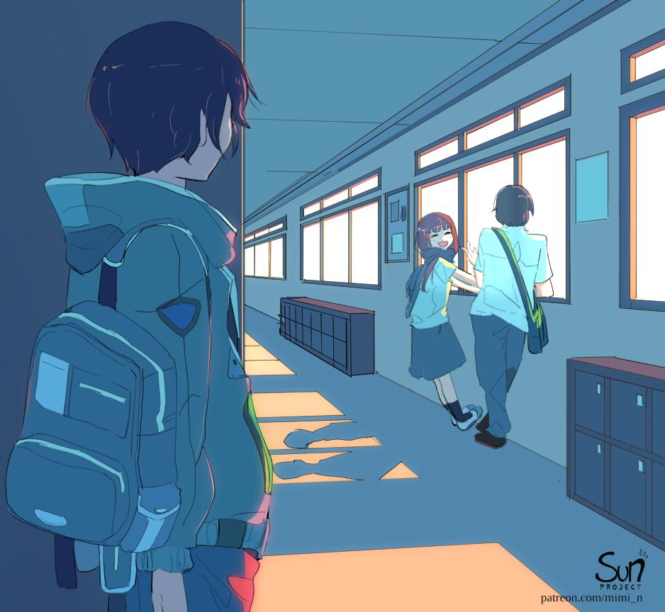 「SUN Project」 on Twitter in 2020 Dark art illustrations