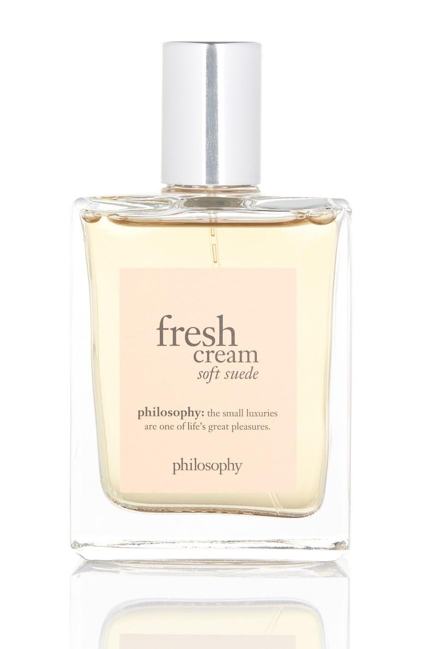 Philosophy Fresh Cream Soft Suede Spray Fragrance Nordstrom Rack Fragrance Spray Philosophy Fresh Cream Fresh Cream