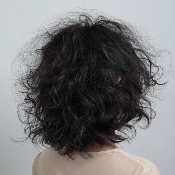 bob haircuts and smooth napes