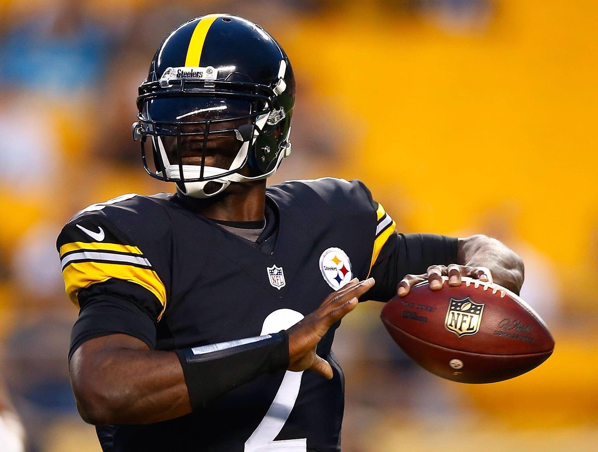 Vick Steelers