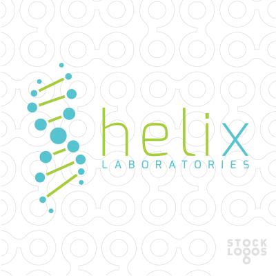 Dna Double Helix Laboratories Key Ideas Dna Rna Molecule Molecular Molecular Biology Stem H Medical Business Card Design Dna Logo Medical Business Card