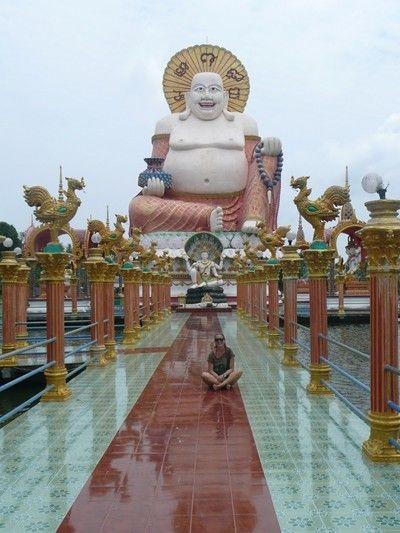 The sights of Koh Samui, Thailand