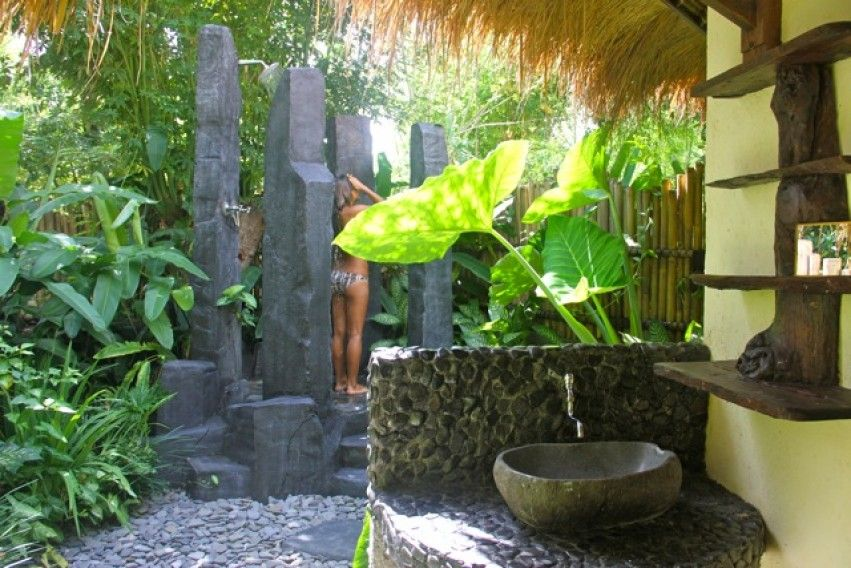 Outdoor Bathroom http://www.padangpadangaccommodationbali/media/uploads