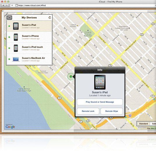 How To Use Find My iPad On iPad Mini Ipad mini, Ipad, Icloud