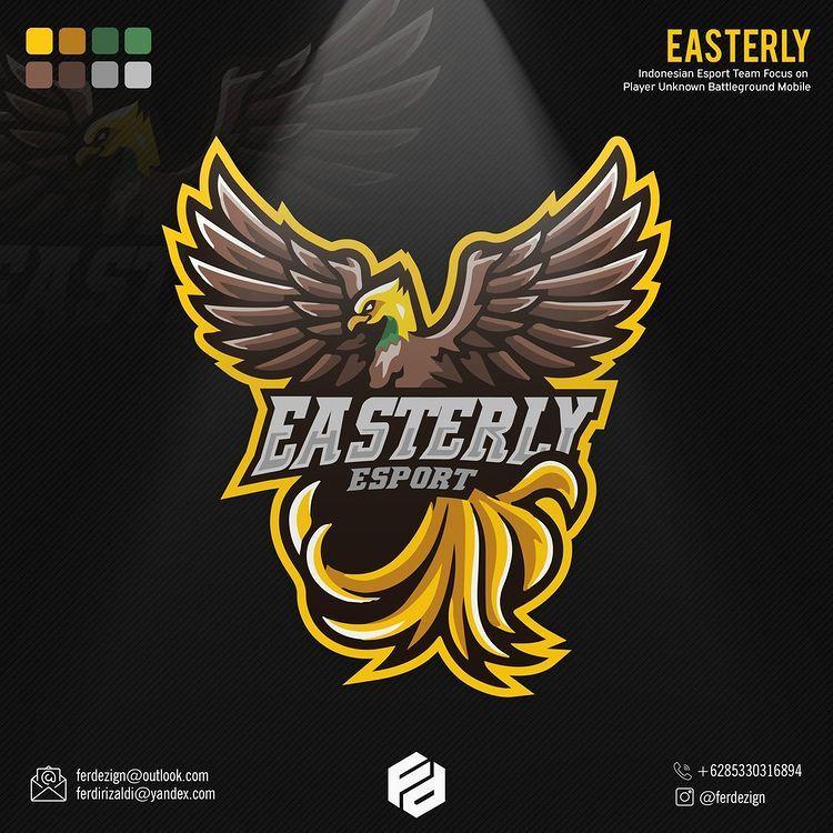 Jasa Desain Logo Esport Di Instagram Client Project Early Logo Design Early Are Indonesian Pubgm Team Logo Inspired From Cendra Desain Logo Hewan Desain