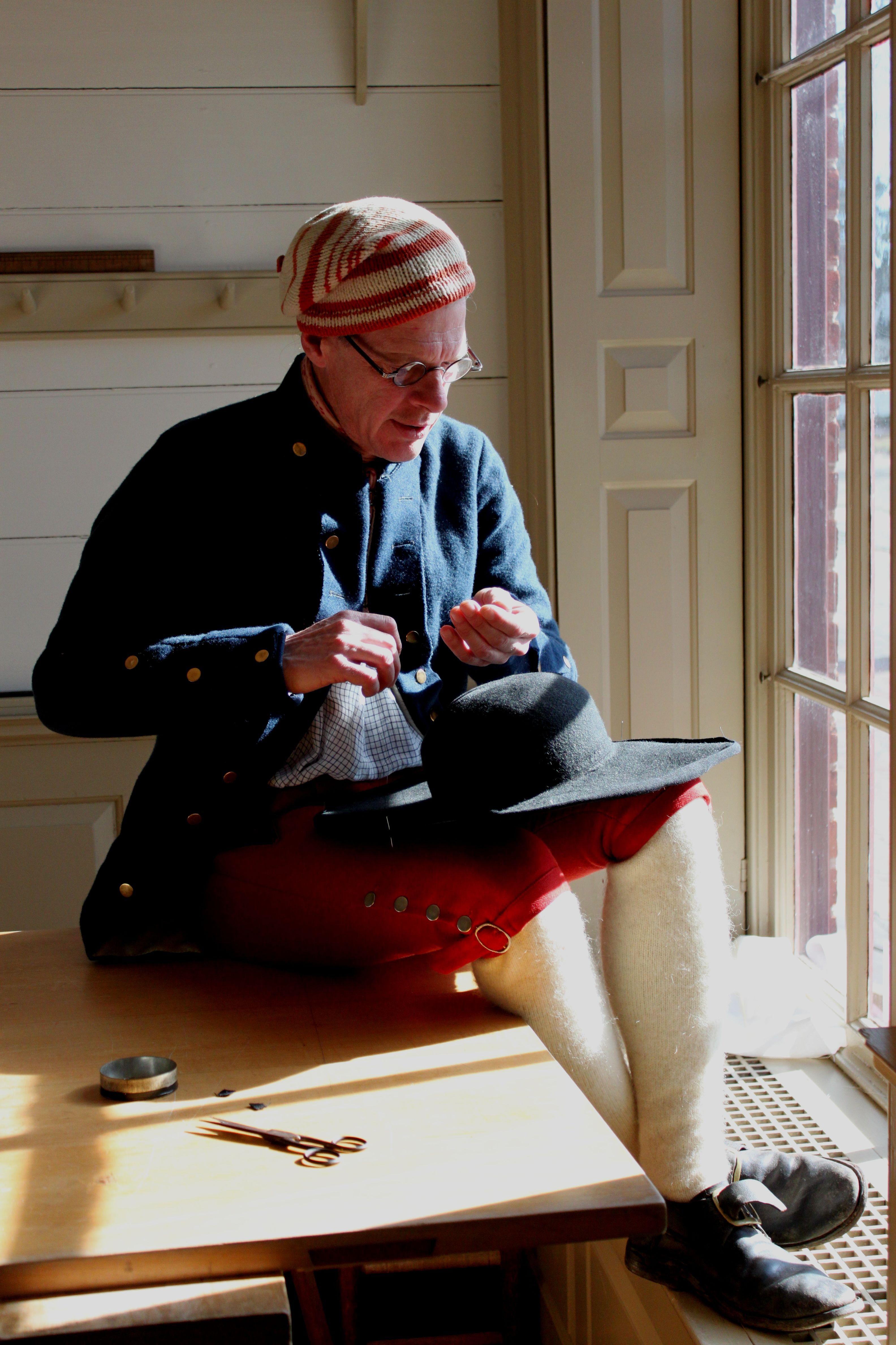 Milner Colonial Williamsburg Va
