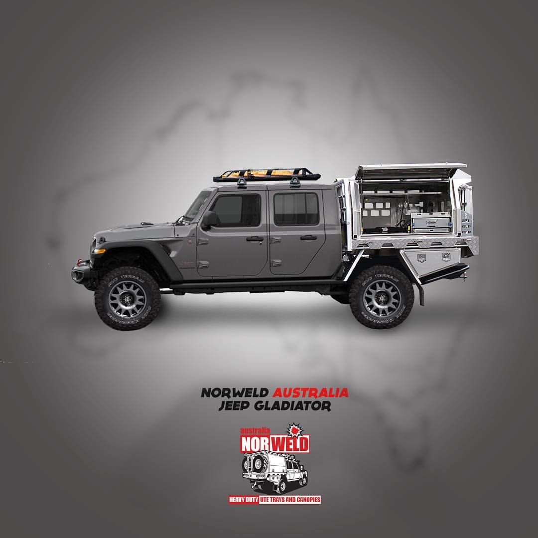Here Is Our Render Of The New Jeep Gladiator Featuring One Of Our