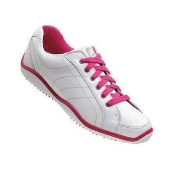 footjoy ladies lopro casual spikeless golf shoes  womens