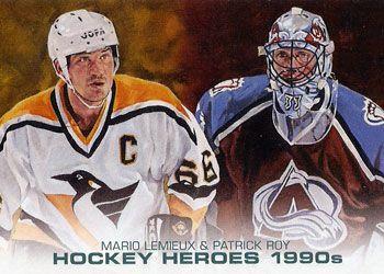 Mario Lemieux Hockey Cards Value And Stats Hockey Trades Hockey Hockey Cards