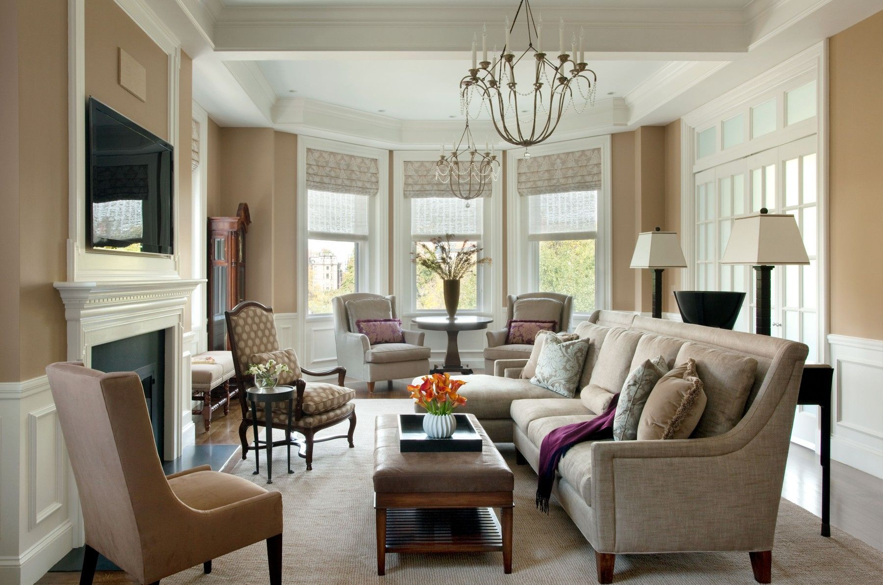 Interior decorating interior design firm Boston MA North Shore